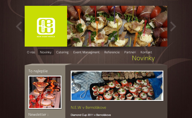 N.E.W. Catering